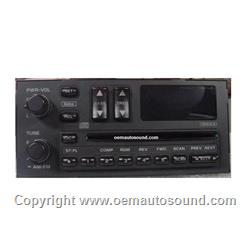Delco Radio Gm/Chevy Am/Fm cd player 16171301