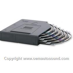 A0028206289 Mercedes cd magazine 6-disc new