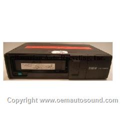 BMW original 6 disc CD changer