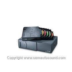 CADILLAC CD CHANGER MOST MODELS 2002 TO 2006