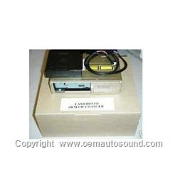 LAND ROVER DISCOVERY CD CHANGER LRN50500 6 CD DISCOVERY II