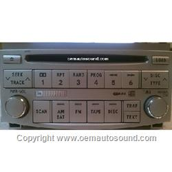 Toyota Avalon 2005-2007 Radio 86120-AC150