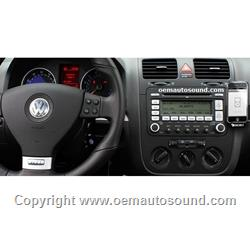 Audi VW iPod iPhone adapter sat radios