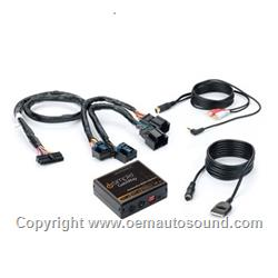 Ipod Interface with auxiliary Interface for Hyundai Santa Fe 2007-2008