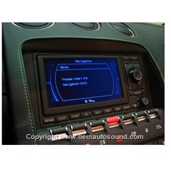 Lamborghini 2004 to 2009 with navigation IPod Interface Dice I-VW-R