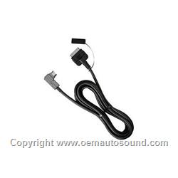 PIONEER IBUS Audio Input Cable for Ipod