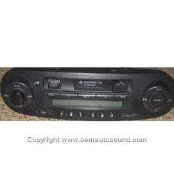 VW Beetle radio PU-1667A