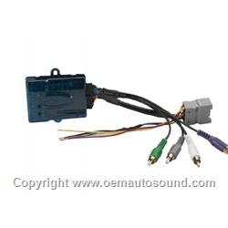 Stereo Replacement Toyota 2003-up Vehicle with JBL Systems