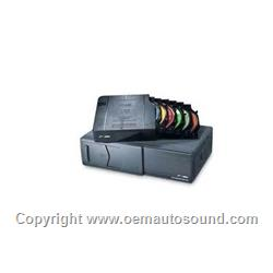 Usa Spec Hummer 6-Disc CD Changer