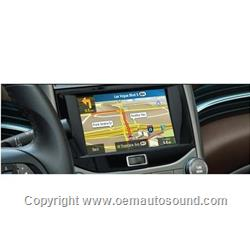GPS Navigation Reae View Camera