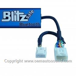 Blitzsafe Toyota Bluetooth Adapter TOY/BLUETOOTH V.2