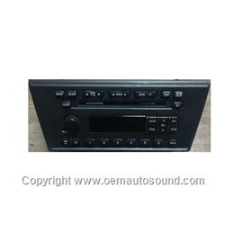 Ford Thunderbird  Radio CD  6 Cd Changer 2W4T-18C815-AE rebuild head unit 6 months warranty