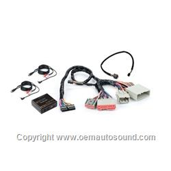 Dual Auxiliary Audio Input Interface Ford Lincoln Mercury ISFD531