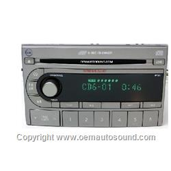 Factory Radio Subaru Forester 2003-2006  86201SA110