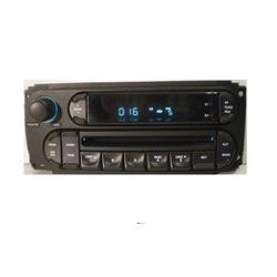 2002-2007 Chrysler Dodge Jeep Radio P05091506AD