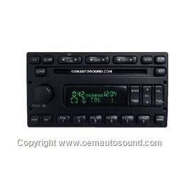 Ford Mercury  Factory Radio 6 Disc cd Player 5L8T-18C815-FC