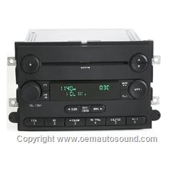 Factory Radio Ford F-150  7L3T-18C869-BK