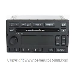Crown Victoria Grand Marquis CD6 changer Radio