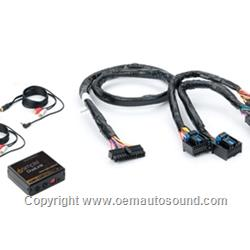 Hyundai Santa Fe Auxiliary audio audio input adapter aux
