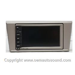 4W4T-19K931-AC  Factory Radio Lincoln LS  2003-2005