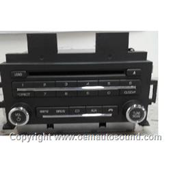 AA-5T-18C815-AC Factory  Radio Lincoln MKS 2008-2009