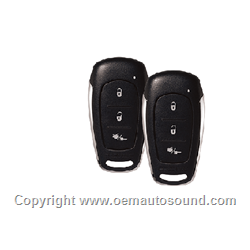 Audiovox Prestige Car Alarm aps25e