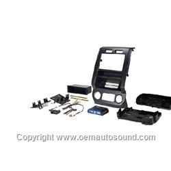 Ford F150 250 radio replacement kit RPK4-FD2201