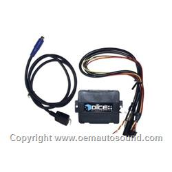 Dice Universal Fm-Rds Car Integration for IPod iPhone