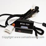 Toyota Bluetooth adapter iPhone Android